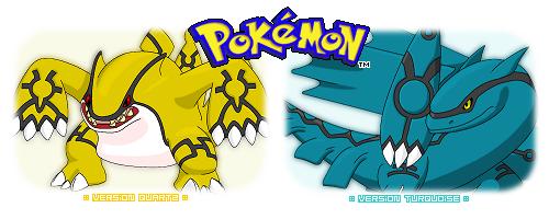 Pokemon Turquoise